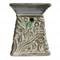 Lampă pentru uleiuri esențiale Venetian Square Scroll Ancient Wisdom