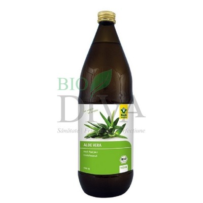 Suc de aloe vera bio Raab Vital Food