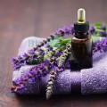 Ulei pentru corp și masaj cu lavandă