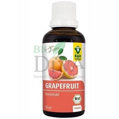 Extract din sâmburi de grapefruit 50 ml Raab Vitalfood