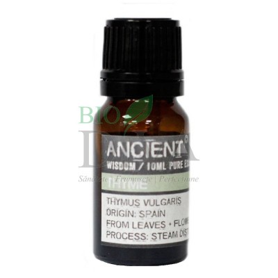 Ulei esențial de cimbru Thymus Vulgaris 10 ml Ancient Wisdom