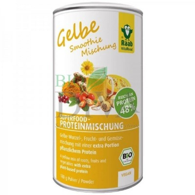 Organic Yellow Superfood Mix Raab Vital Food