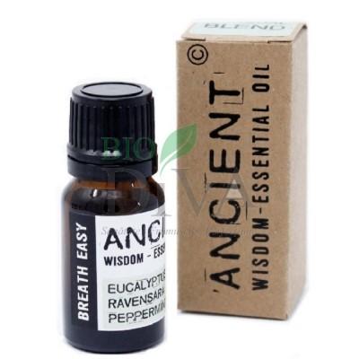 Amestec de uleiuri esențiale Breath Easy 10 ml Ancient Wisdom
