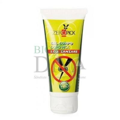Gel Bio calmant pentru înțepături de țânțari și insecte 50 ml ZeroPick