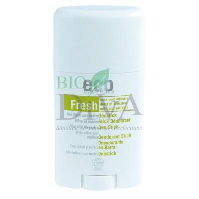 Deodorant bio cu nalbă și frunze de măslin 50 ml Eco Cosmetics