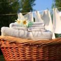 Bilă pentru spălare ecologică a rufelor fără detergent