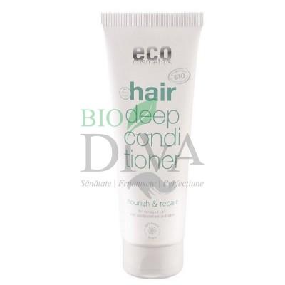 Balsam de păr intensiv cu ulei de măsline și cătina 125 ml Eco Cosmetics