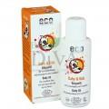 Ulei de masaj organic cu rodie și cătină 100 ml Eco Cosmetics