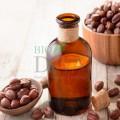 Gel de păr bio pentru fixare și volum cu ulei de jojoba