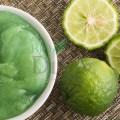 Detergent de vase ecologic cu lime