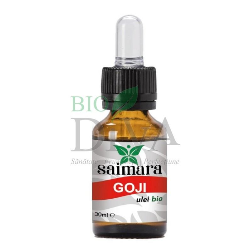 Ulei de goji bio 30 ml Saimara