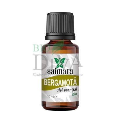 Ulei esențial de bergamotă 10 ml Saimara
