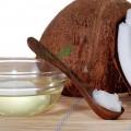Exfoliant corporal anticelulitic cu ulei de cocos