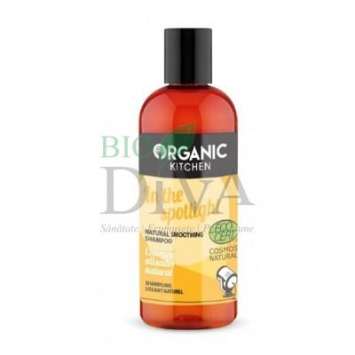Șampon pentru păr neted și lucios In The Spotlight 260 ml Organic Kitchen