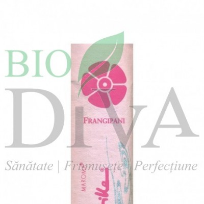 Betisoare parfumate cu frangipani MAROMA