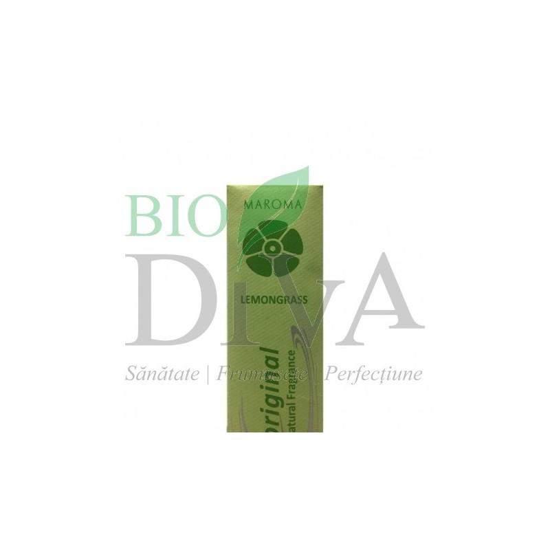 Betisoare parfumate cu lemongrass MAROMA