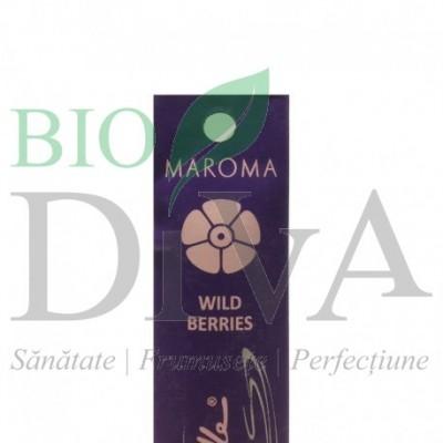 Betisoare parfumate wild berries (afine) MAROMA