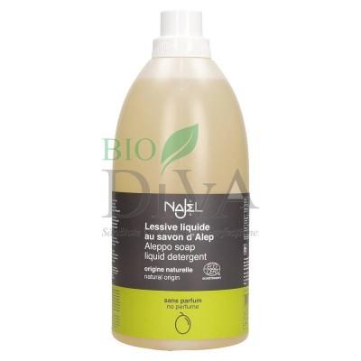 Detergent lichid cu sapun de Alep fara miros NAJEL