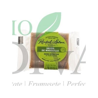 Sapun bio mini de Marsilia 72% ulei de masline RAMPAL LATOUR