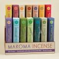 Bețișoare parfumate cu tămâie MAROMA