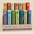 Betisoare parfumate cu patchouli MAROMA