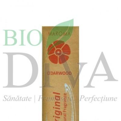 Bețișoare parfumate cu Cedru MAROMA