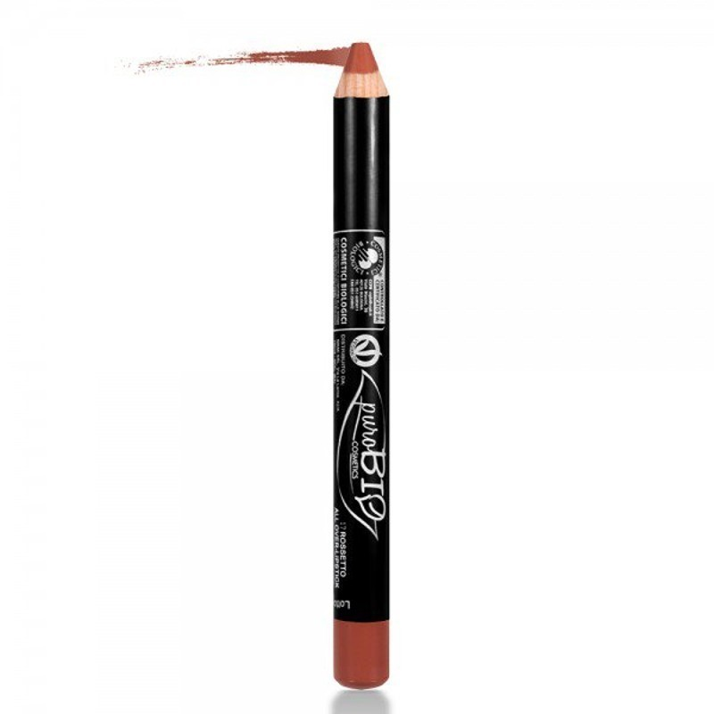 Ruj & fard pleoape creion Sienna PUROBIO COSMETICS