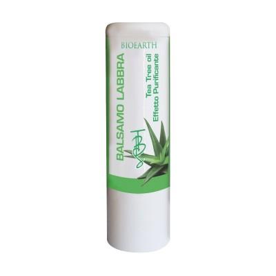Balsam de buze cu arbore de ceai Bioearth