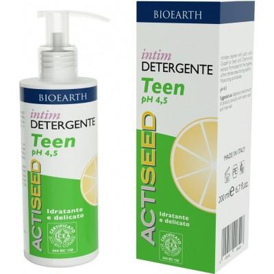 Gel intim pubertate pH 4.5 Actiseed BIOEARTH