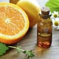 Ulei esențial de portocale dulci