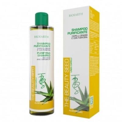 Șampon antimătreață și păr gras BIOEARTH