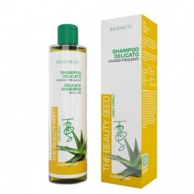 Șampon delicat cu aloe vera și jojoba BIOEARTH