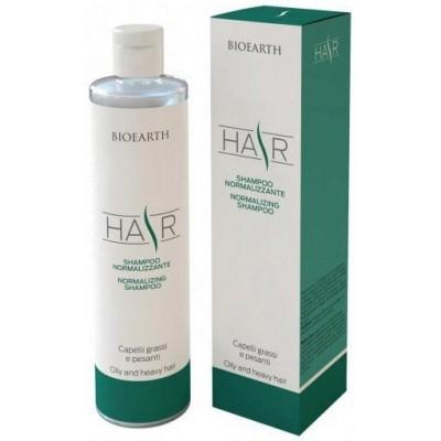 Șampon normalizant bio păr gras și păr cu mătreață BIOEARTH