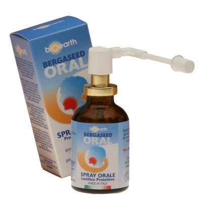 Spray oral pentru adulți Bergaseed BIOEARTH