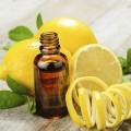 Ulei esențial bio de lămâie
