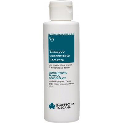 Șampon pentru îndreptarea părului Biofficina Toscana