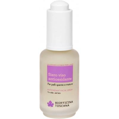 Ser facial antioxidant BIOFFICINA TOSCANA