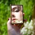 Oglindă pentru geantă