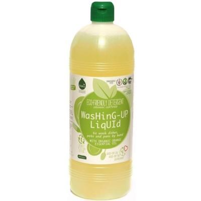 Detergent ecologic cu portocală pentru spălat vase 1L BIOLU