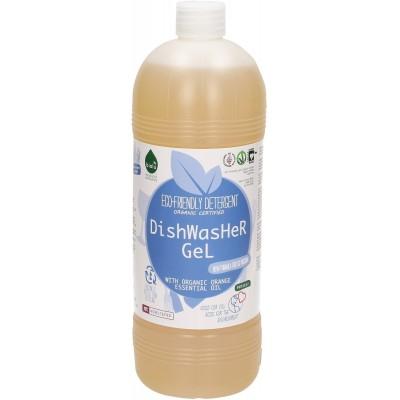 Gel ecologic pentru mașina de spălat vase 1L BIOLU