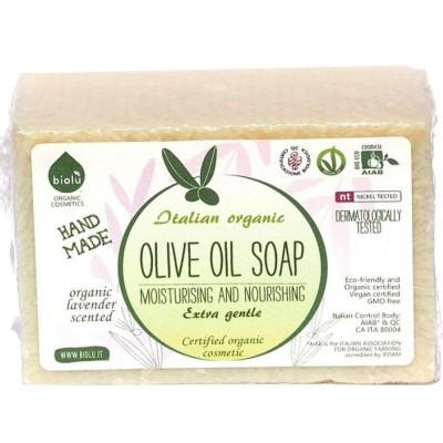 Săpun solid ecologic cu ulei de măsline BIOLU