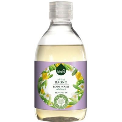 Gel de duș cu ylang-ylang și vitamina E ecologic BIOLU