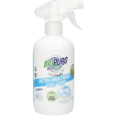 Detergent pentru sticlă și alte suprafețe hipoalergenic BIOPURO