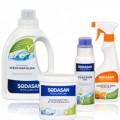 Detergenți pentru scos pete SODASAN
