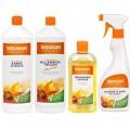 Soluții și detergenți ecologici de curațare Sodasan