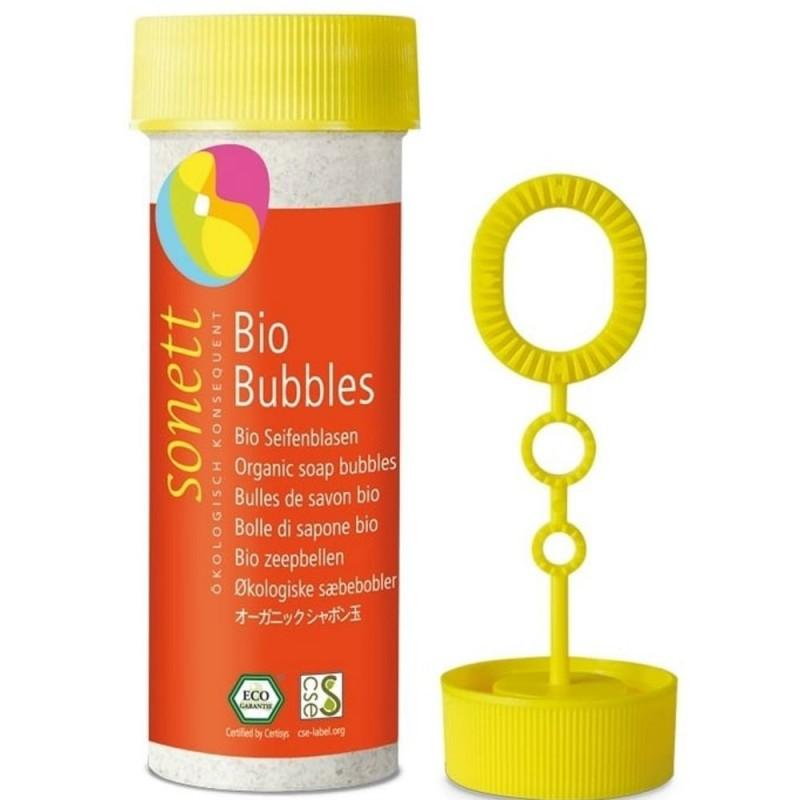 Baloane de săpun ecologice 45ml SONETT