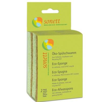 Burete ecologic pentru spălat vase SONETT