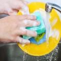 Detergent ecologic pentru spălat vase sensitiv