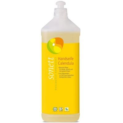 Săpun lichid ecologic cu gălbenele 1L SONETT