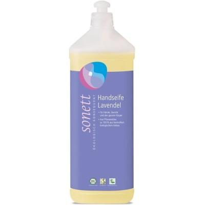 Săpun lichid ecologic cu lavandă SONETT
